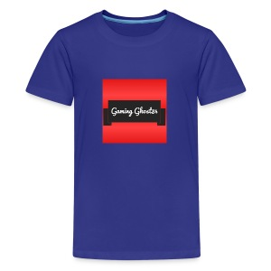 GG84 second logo - Teenage Premium T-Shirt