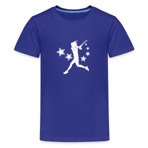 TENNIS GIRL - T-shirt Premium Ado