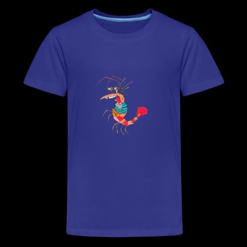 TheMightyShrimp - Teenager premium T-shirt