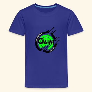 Organisation Aimless - Teenager Premium T-Shirt