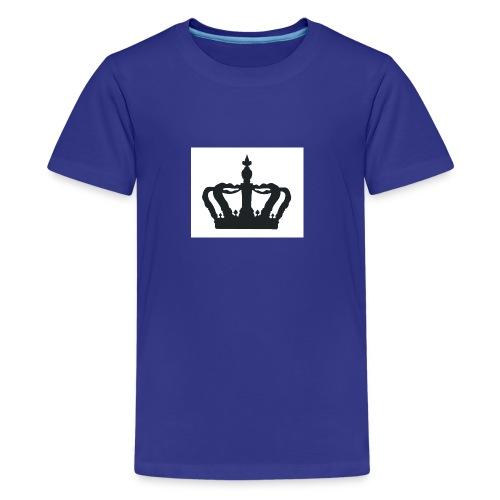 A0D81272 8A01 41D2 B84C 603474DD5438 - Teenager Premium T-Shirt