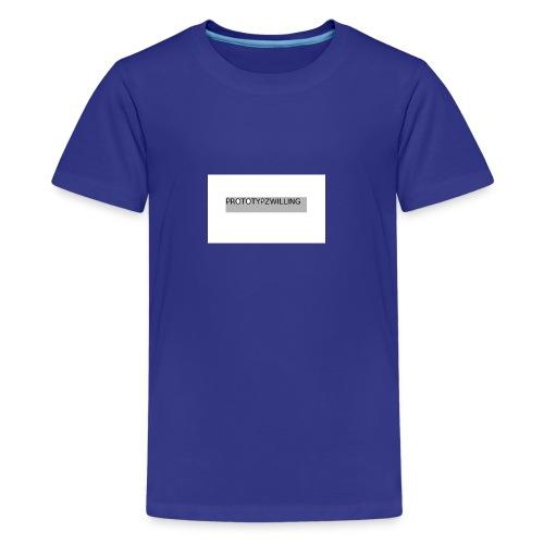 PZstuff - Teenager Premium T-Shirt