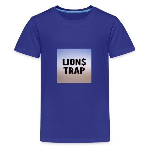 LionsTrap - Teenager Premium T-Shirt