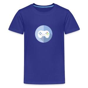 Gaming Consoll - Premium T-skjorte for tenåringer
