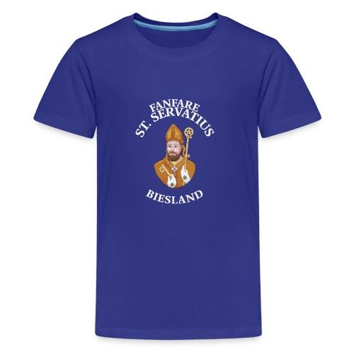 Fanfare St Servatius - Teenager Premium T-shirt