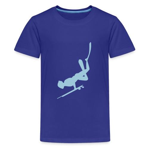 Chasseur sous-marin - T-shirt Premium Ado