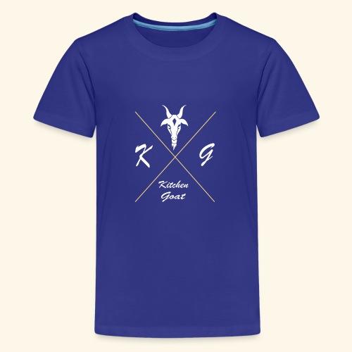 kitchengoat - Teenager Premium T-Shirt