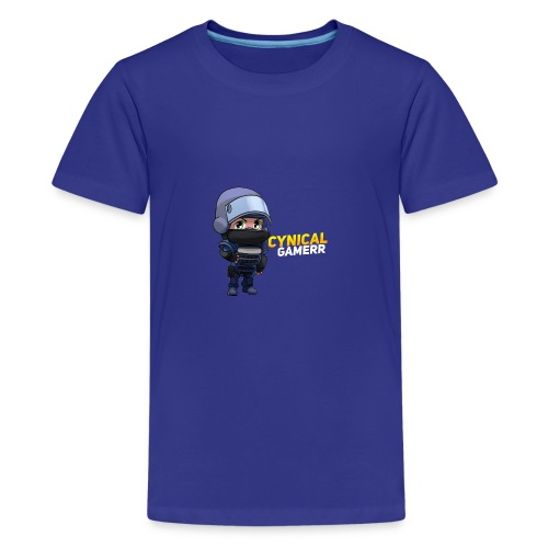 CynicalGamerr Clothing - Teenage Premium T-Shirt