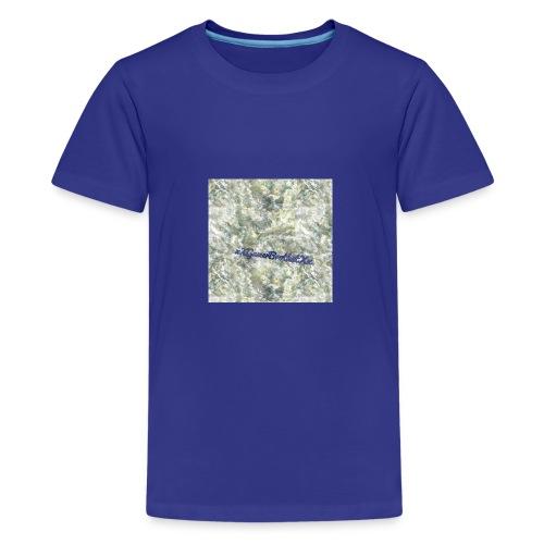Youtube logo - Teenager Premium T-Shirt