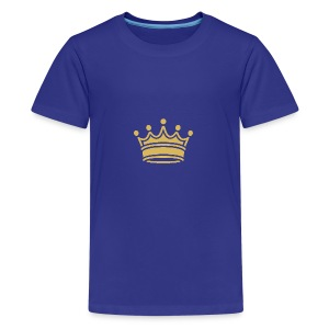 king design - Teenage Premium T-Shirt