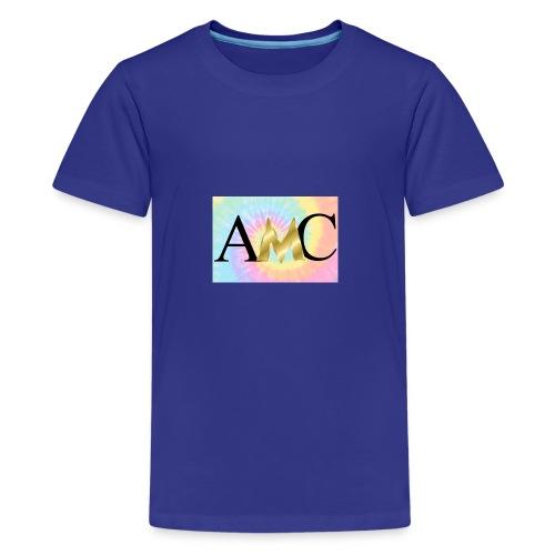 Tie dye - Teenage Premium T-Shirt