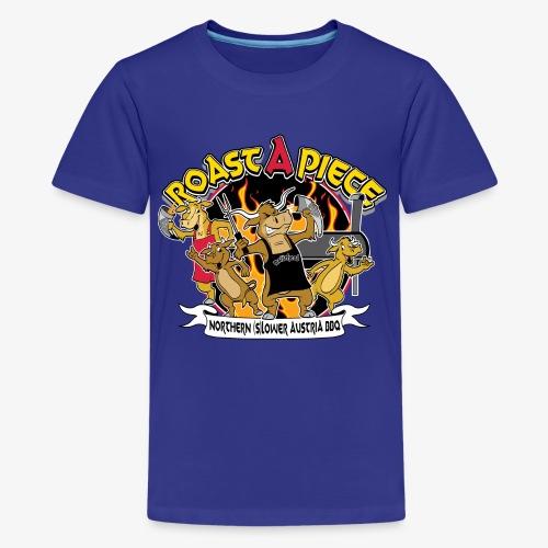 Roast a Piece Streetwear - Teenager Premium T-Shirt