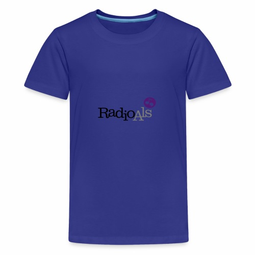 RadioAls Logo CMYK - Teenager premium T-shirt