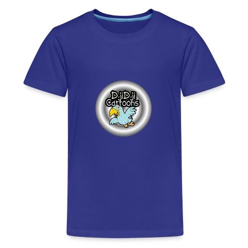 Birdringtoons - Teenager Premium T-shirt