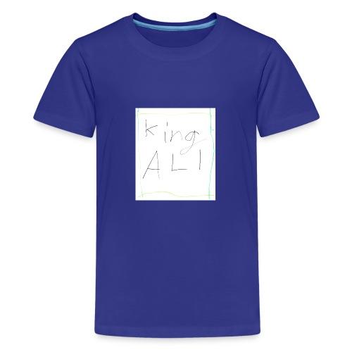 Kingali T-shirt - Teenager Premium T-Shirt