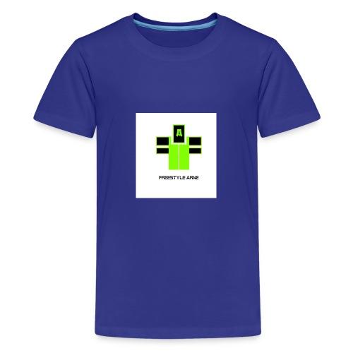 Freestyle - Teenager Premium T-Shirt
