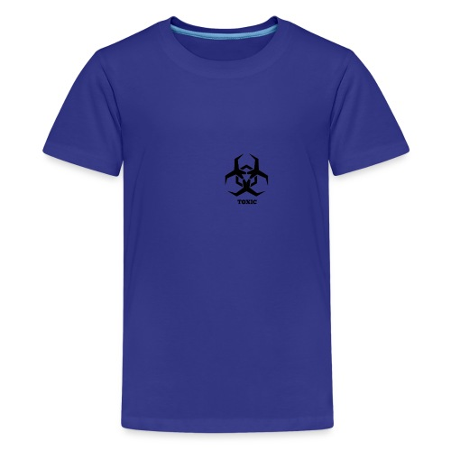 toxic [2] - Teenage Premium T-Shirt