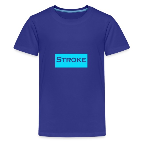 STROKE - Teenage Premium T-Shirt