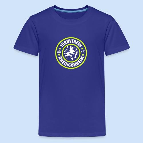 New Generation - Vereinslogo - Teenager Premium T-Shirt