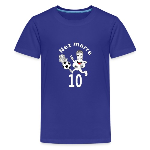 Nez marre football humour FS - T-shirt Premium Ado