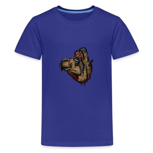 Kamel - Premium T-skjorte for tenåringer