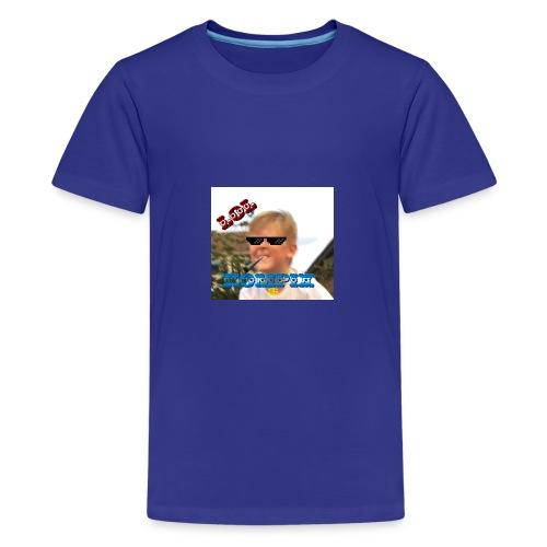 Beste T-Shorte Ever - Premium T-skjorte for tenåringer