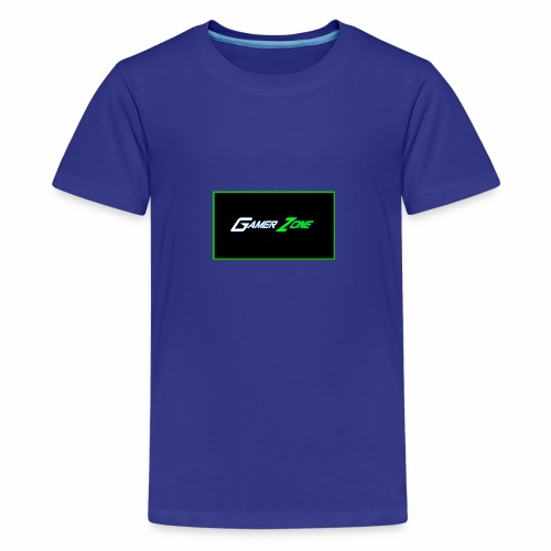 Gamerzone - Teenage Premium T-Shirt