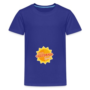 CALIFORNIA SPIRIT TRANSPARENT - T-shirt Premium Ado