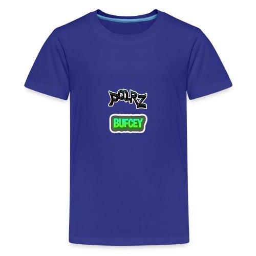 BufcAndpqlrz - Teenage Premium T-Shirt