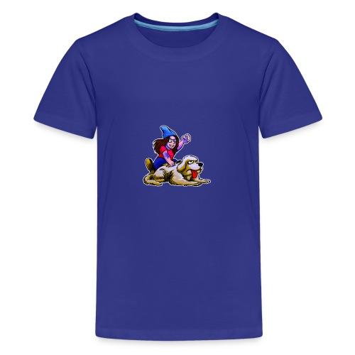 The Paxian - Premium T-skjorte for tenåringer