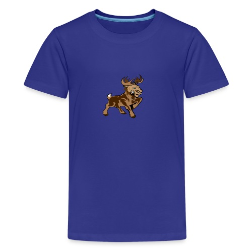 Orignal du Qc - T-shirt Premium Ado