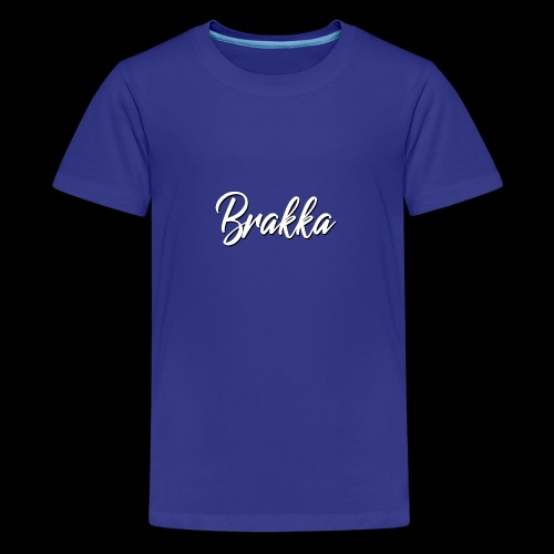 Brakka Original - Teenager Premium T-shirt