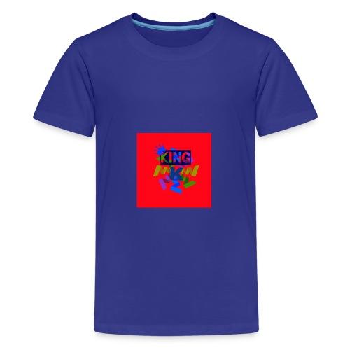 KingK shirt - Teenage Premium T-Shirt