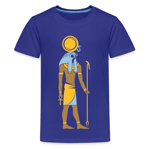 RA God of Egypt - Teenager Premium T-Shirt