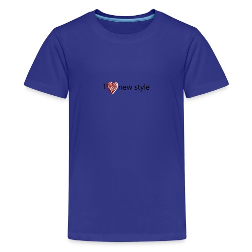 new style - Teenager Premium T-Shirt