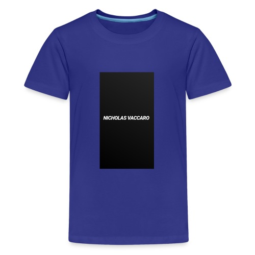 NICHOLAS VACCARO - Maglietta Premium per ragazzi