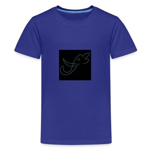 Éléphant - T-shirt Premium Ado