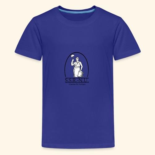 Uniemaagd - Teenager Premium T-shirt