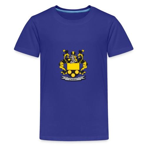 Cardew Family Crest - Teenage Premium T-Shirt
