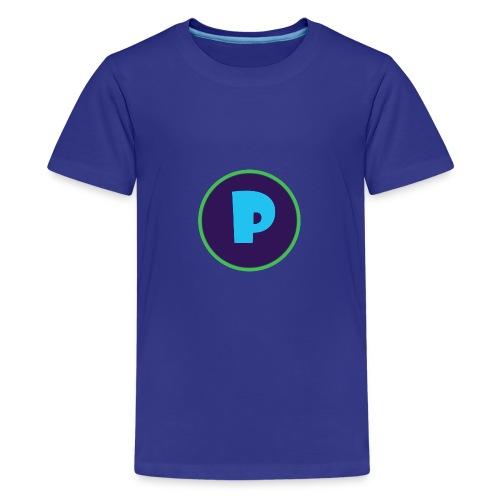 Loga - Premium-T-shirt tonåring
