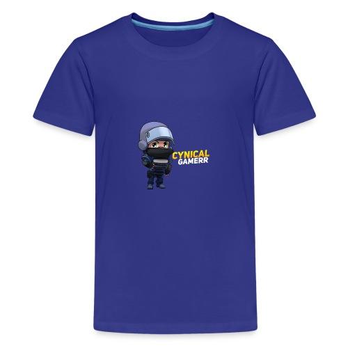 CynicalGamerr Clothing - Teenage Premium T-Shirt