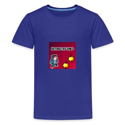 Logo kleding - Teenager Premium T-shirt
