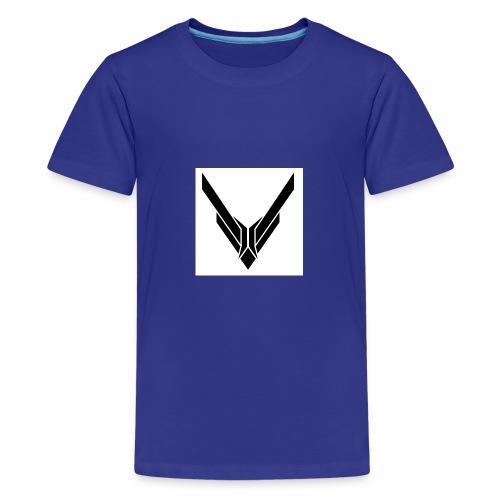 v - Teenager Premium T-shirt