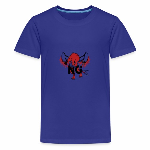 t shirts NexGen academy - Teenage Premium T-Shirt