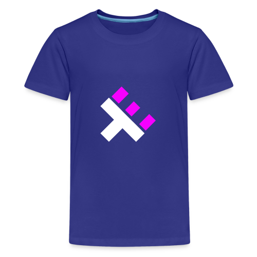 xEnO Logo - xEnO Eclipse - Teenage Premium T-Shirt