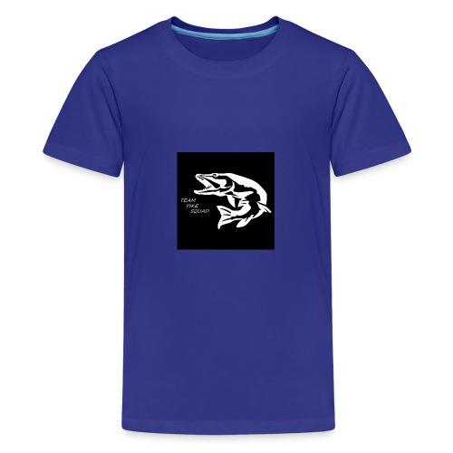 511 3008 wht - Premium-T-shirt tonåring