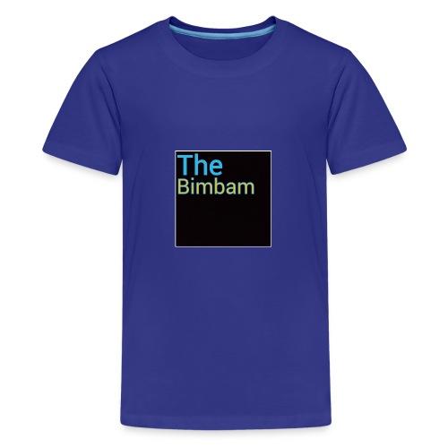 Foto Collagen App NoRDek - Teenager Premium T-Shirt
