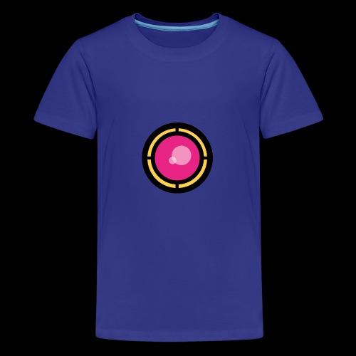 Eye of Phantom - Teenage Premium T-Shirt