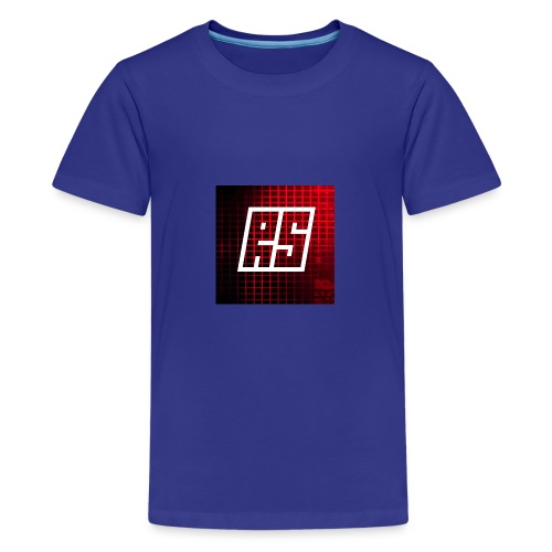 CoolRifqyLogo - Teenage Premium T-Shirt