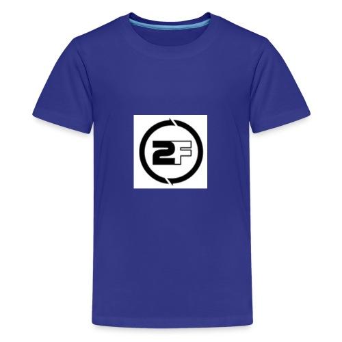 2freexx - Premium-T-shirt tonåring